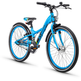 s'cool XXlite 24 7-S Childrens Bike alloy blue